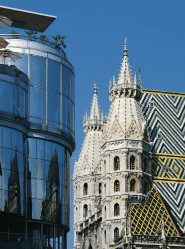 The world 39 s best luxury hotels hotels in austria for Best luxury hotels in vienna